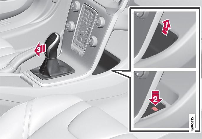P4-1220-Auto Gearshift Man Unlock