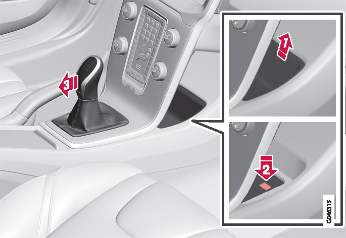 P4-1220-Auto Gearshift Man Unlock