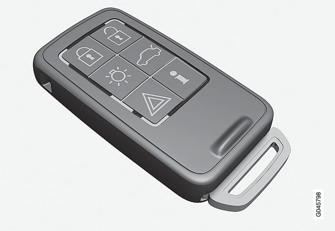 P4-1220-Y55X-Remote key with PCC