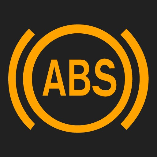 P5-1507 Symbol ABS brake