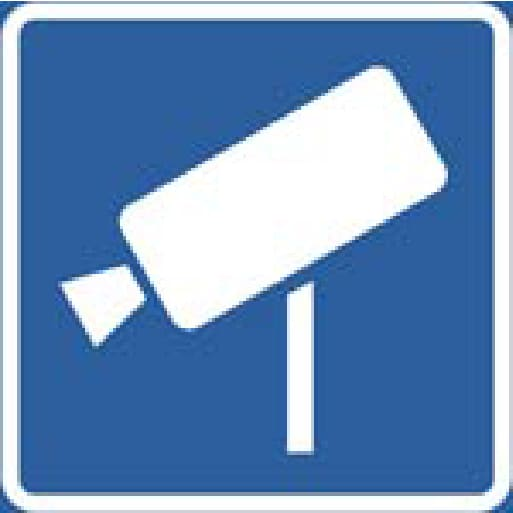 P5-1519-Road Sign information, speed camera warning
