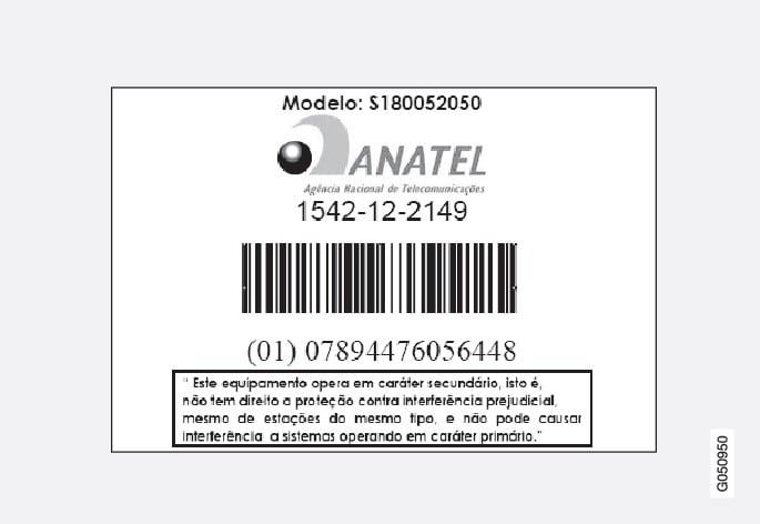 All-1420-TPMS label Brazil