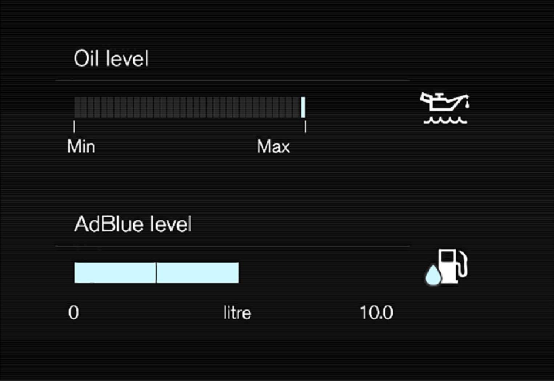 P5-1746-XC60-Adblue level graph in centerdisplay