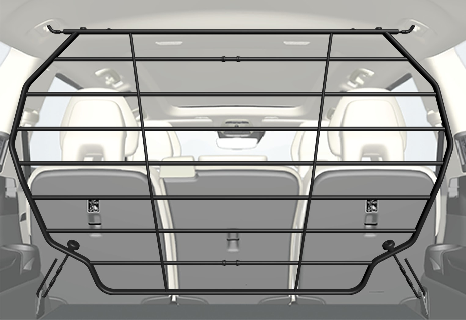 P5-1717-XC90-Safety grille overview