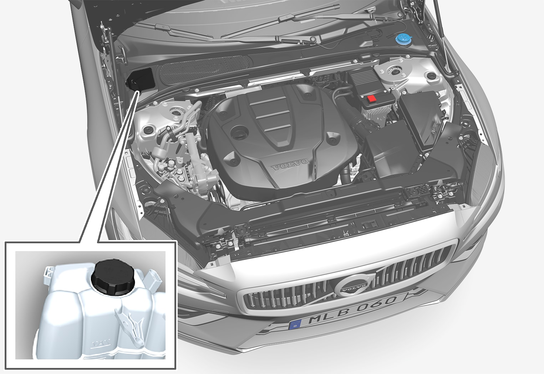 P5-1817-S60/V60 Overview engine coolant