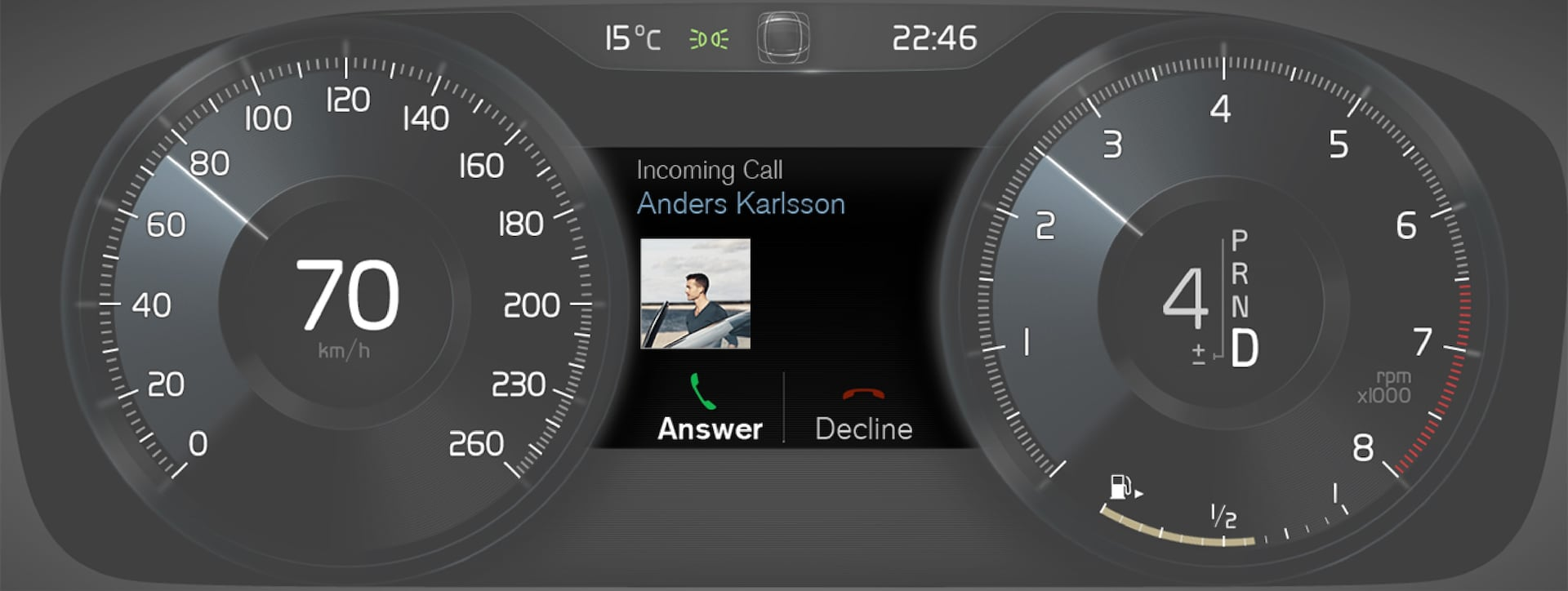 P5-1507–I+C–Message in driver display