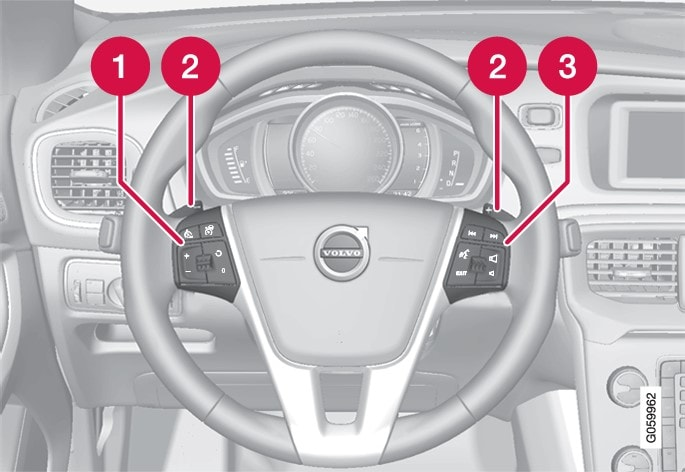 P4-1617-Keypads and paddle steering wheel