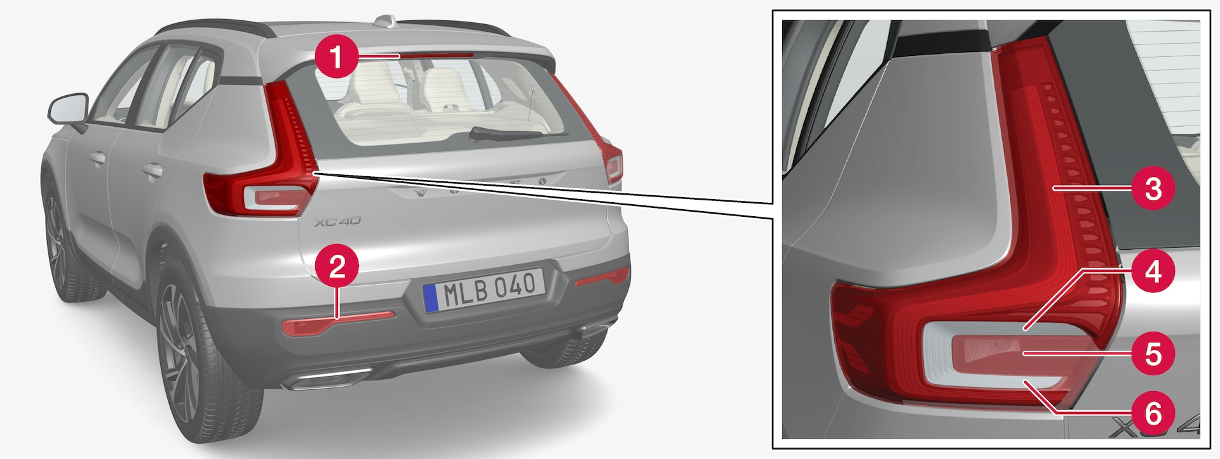 P6-1746-XC40-Rear light positions