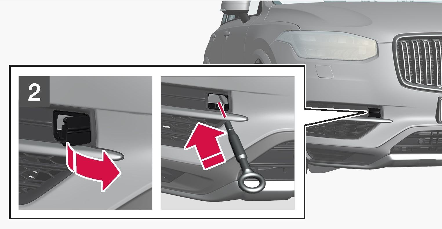 P5-1617-XC90-towing eyelet front step 2