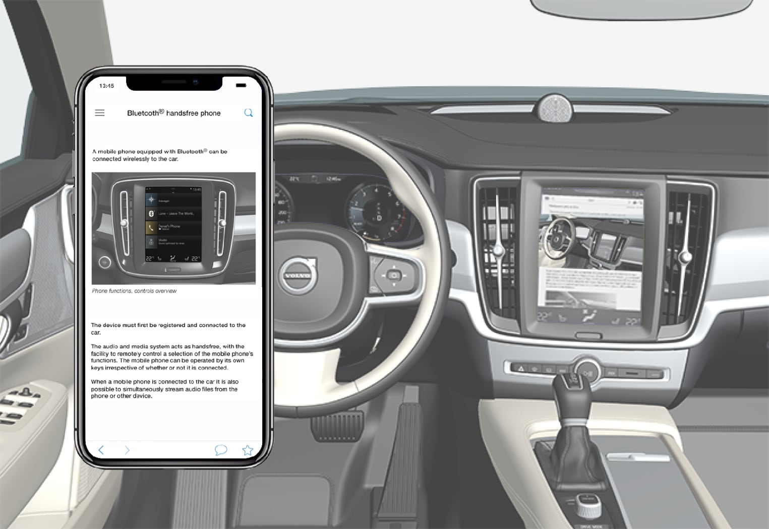 P5-2017- S90-V90-Promote Owners manual app