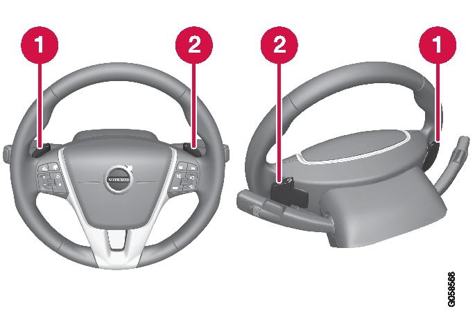 P4-1617-V40-steering wheel iron mark