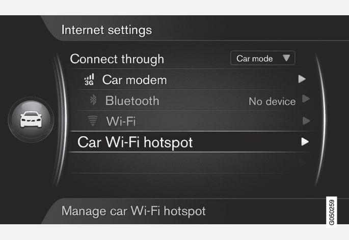 P3-1346-x60-Car WiFi hotspot
