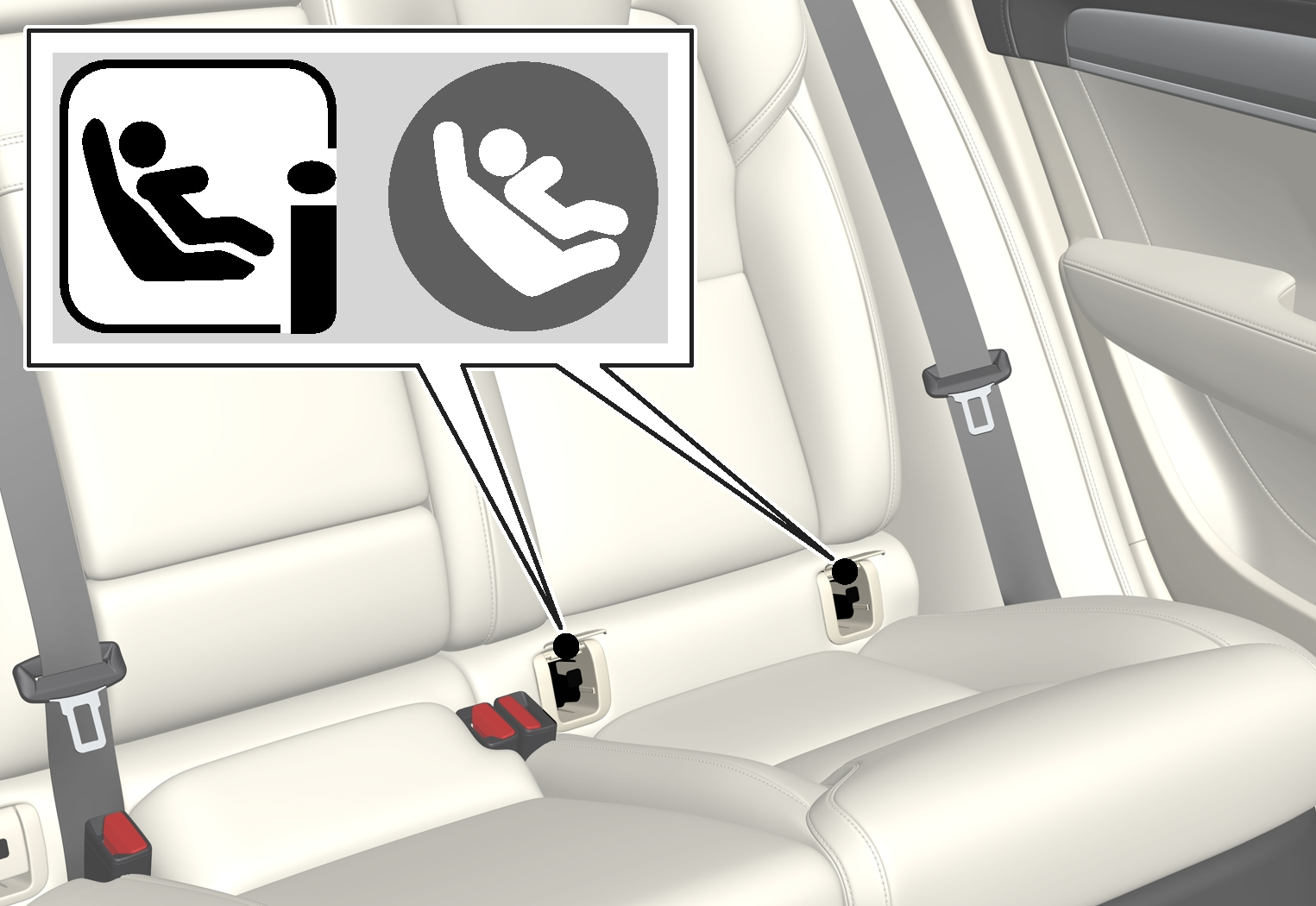 P5-1617-S90/V90–Safety–iSize/ISOFIX position