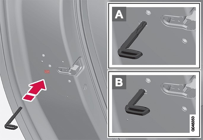 P4-1220-Y55X-Manual door locking