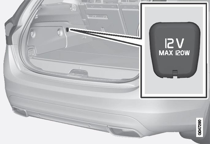 P3-12w46-V60H-12-V-uttag i bagagerum