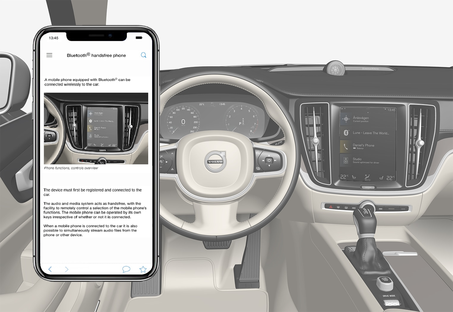 P5-2017-V60/S60-Promote Owner's Manual in mobile devices