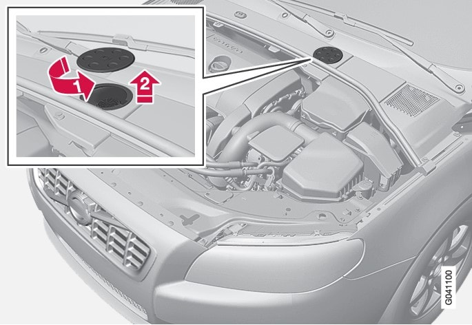 P3-0920-New front-Broms-kopplingsvätska