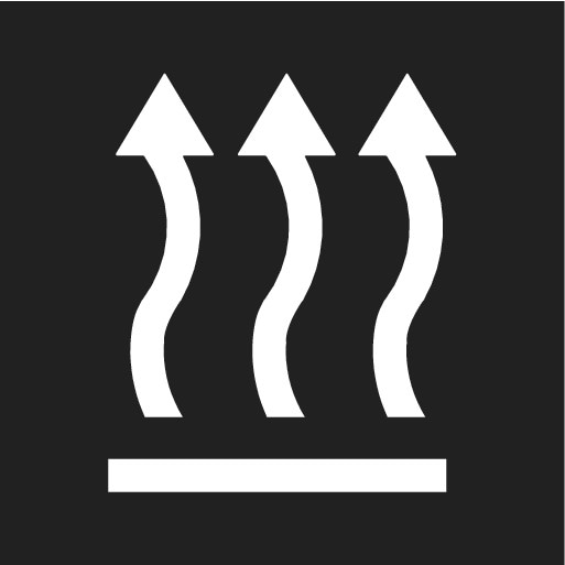 P6-1746-XC40-DIM tell tale symbol pre-heater