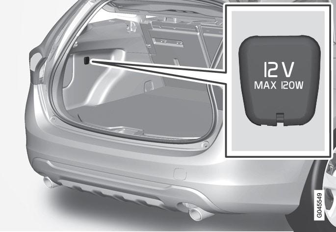 P3-11w46-V60-12-V-uttag i bagagerum