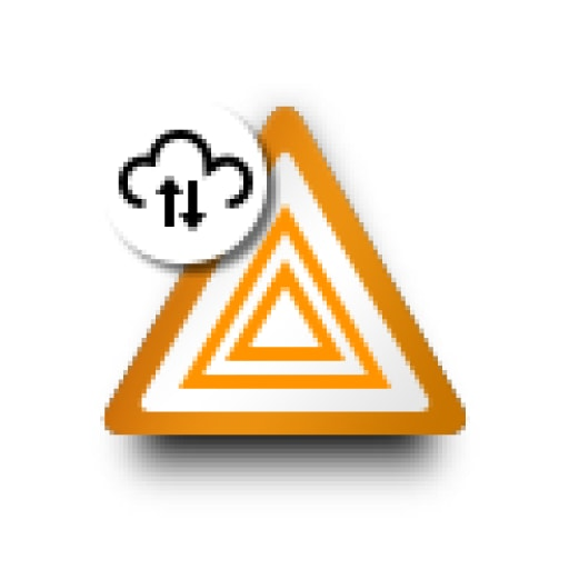 P5-2122-Connected Safety symbol Hazard Light