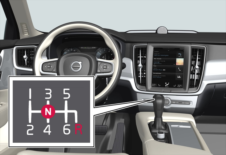 P5-1646-S90-manual gear box shifter