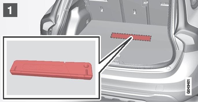P3-1035-V60-Placering varningstriangel