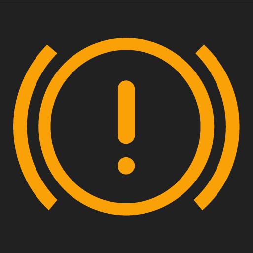 P5-1507 Symbol Brake warning