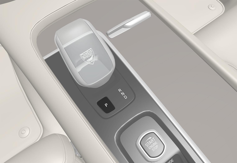 P5-2017-Hybrids-Gear shifter P
