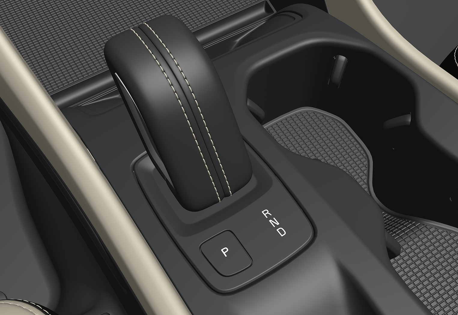 P6-1746-XC40-Automatic gearshifter
