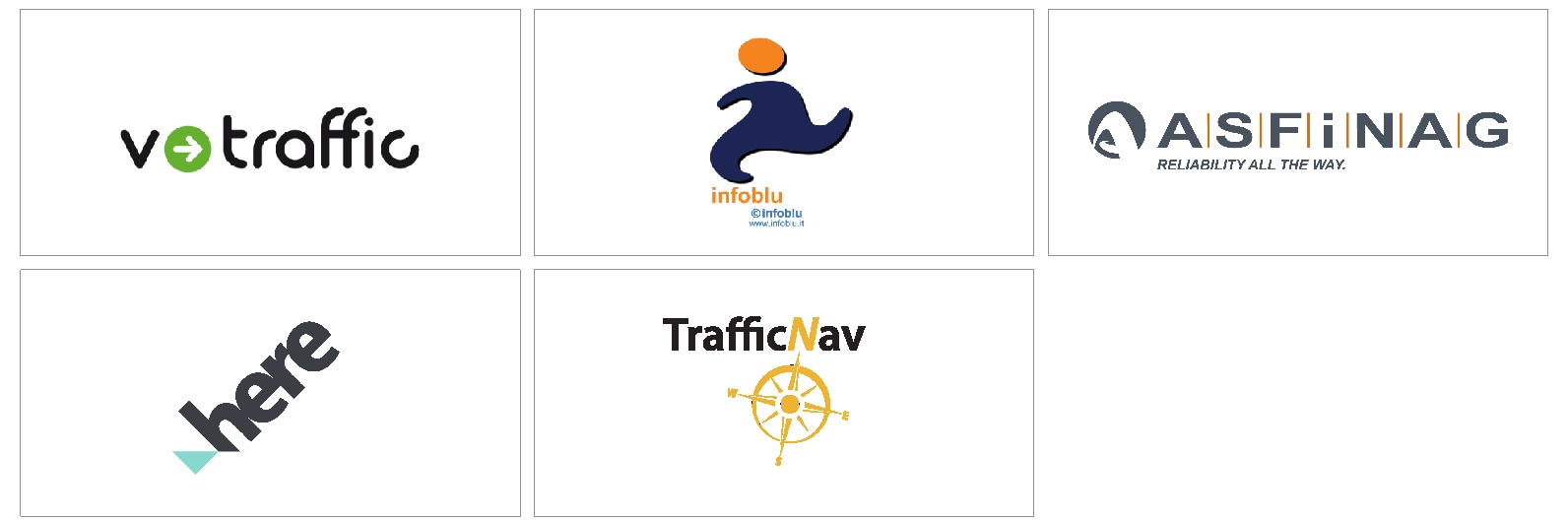 18w10 - Support site - Traffic providers logotypes