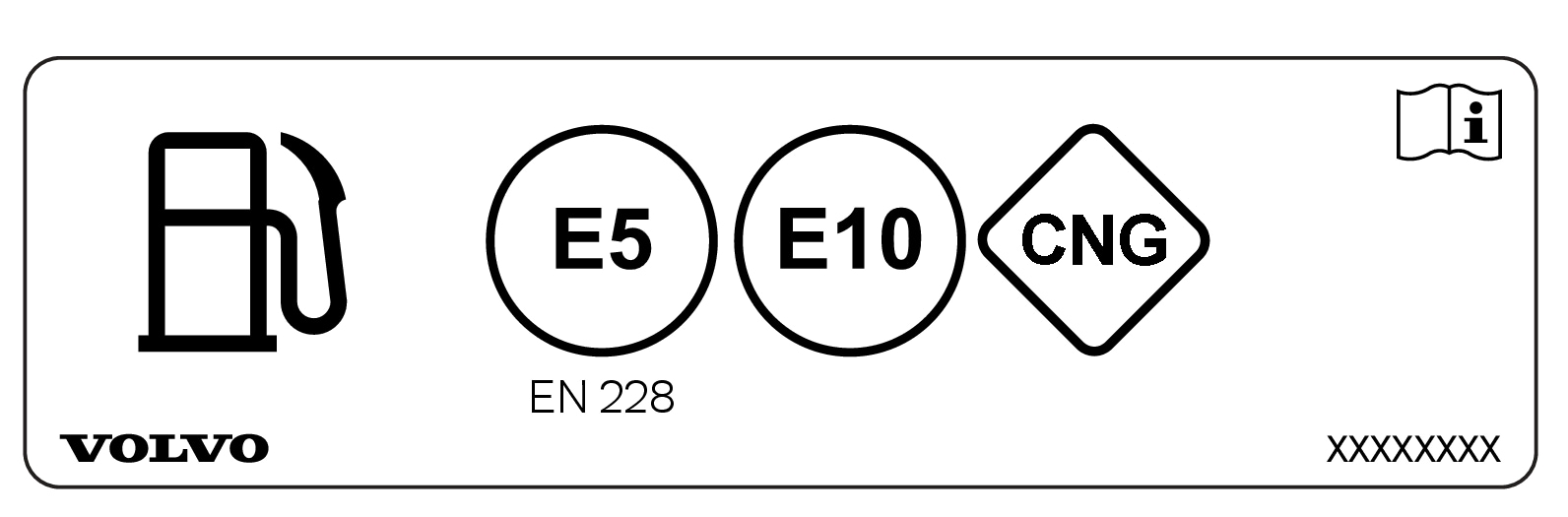 SuSi - 19w11 - Fuel label - Decal-gaseous fuels