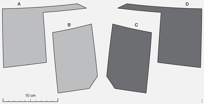 P4-1220 Figures with ruler, halogen headlights