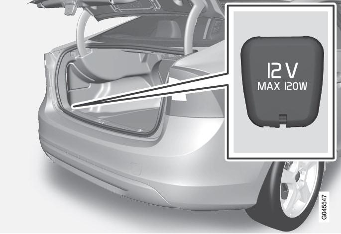 P3-11w46-S60-12-V-uttag i bagagerum