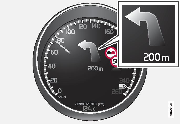 P4-1220-Instrumentpanel - Turn-by-turn