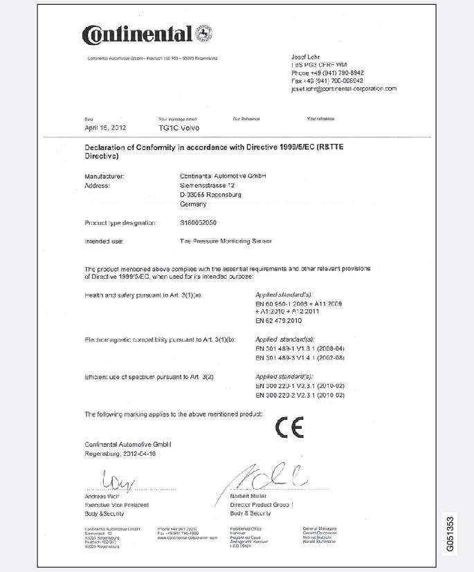 P3-P4-1420-Declaration of Conformity_Däcktrycksövervakning