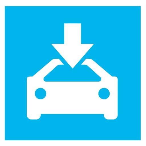 P5-1617-Navi-Send to car-Icon