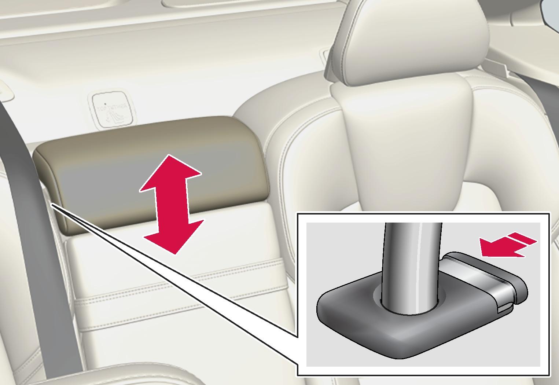 P5-16w17-S90-rear seat-Adjust headrest center