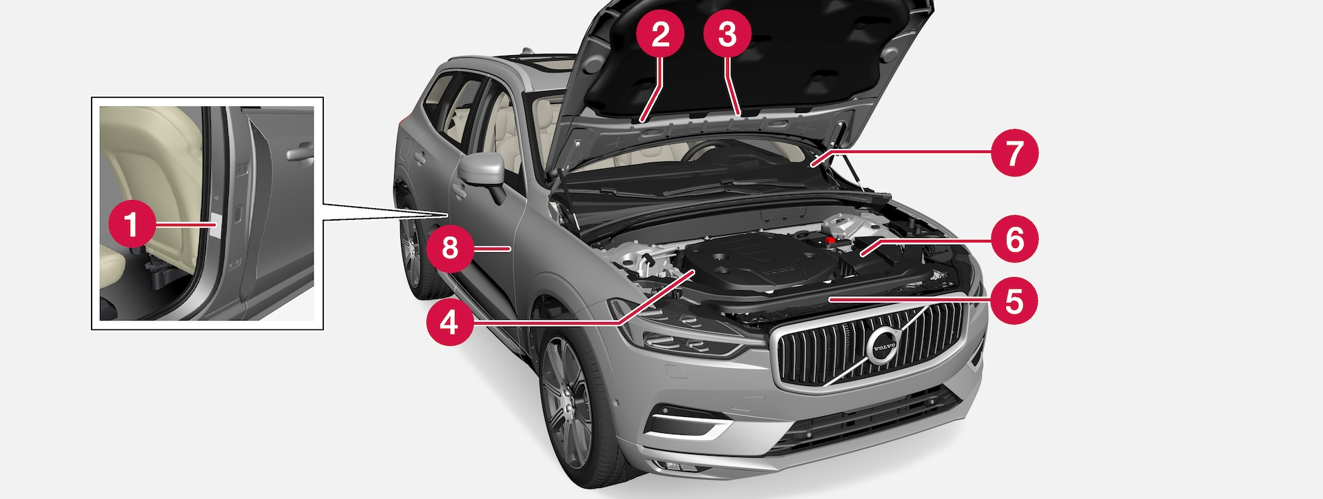 P5-1846-XC60-Type approval, labels, vehicles imported to China