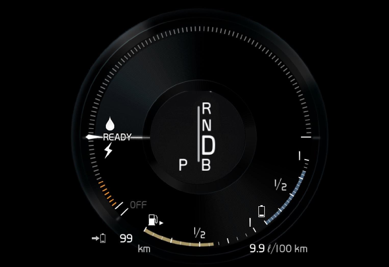 P5-1646-XC90H-hybrid gauge Ready mode