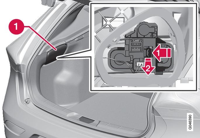 P4-1220-Y55X-Rear bulb holder disassemble