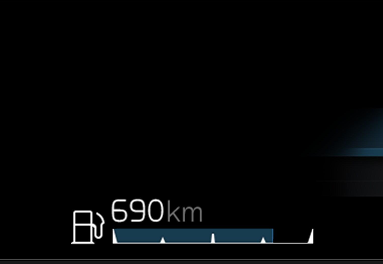 P5P6-21w22-iCup-Fuel gauge in driver display