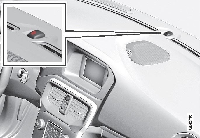 Same LED as alarm indicatoralarm indicator .