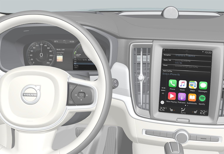 P5-1617-I+C-App menu and center display