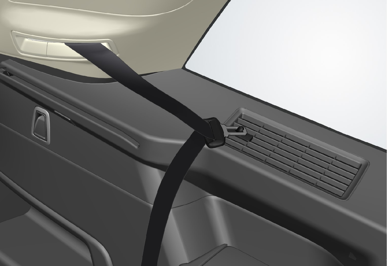 P5-1646-XC90-7 seat-seat belt hooked