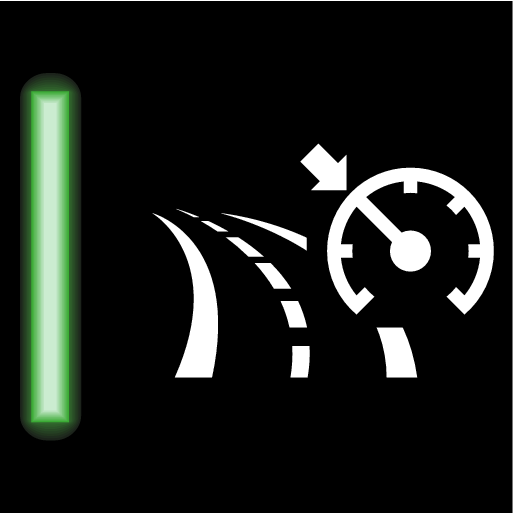 P5+6-1817-Symbol Curve-Speed-Assist ON-OFF