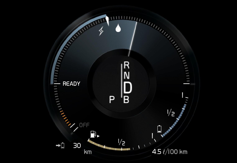 P5-1717-ALL hybrid-Hybrid meter engine running change values