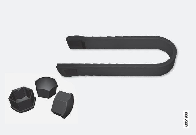 P3-1446-tool for removing plastic hat on wheel screws