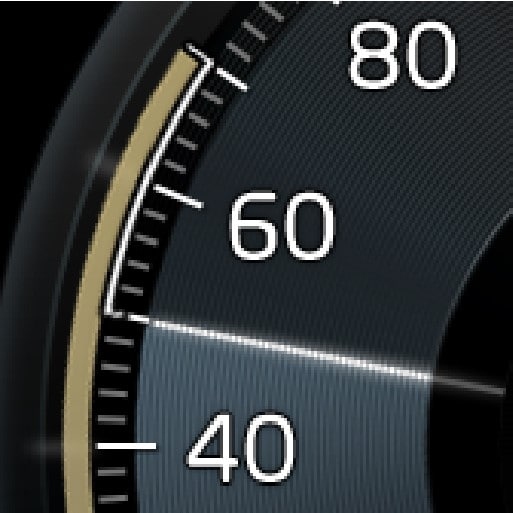 P5-1507-ACC Hastighet skillnad