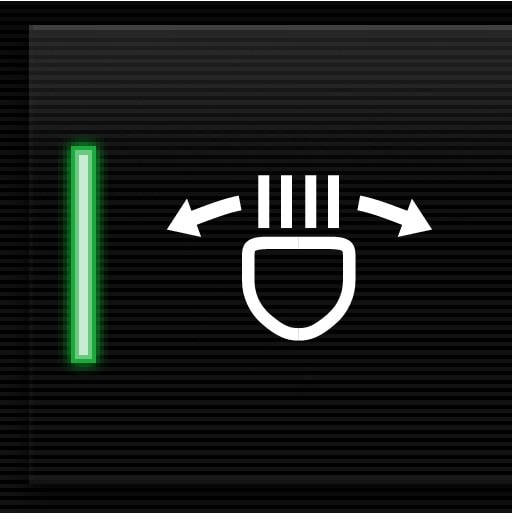 P5-1507 ICON_CAR_FUNCTIONS_ACTIVE_BENDING_LIGHTS