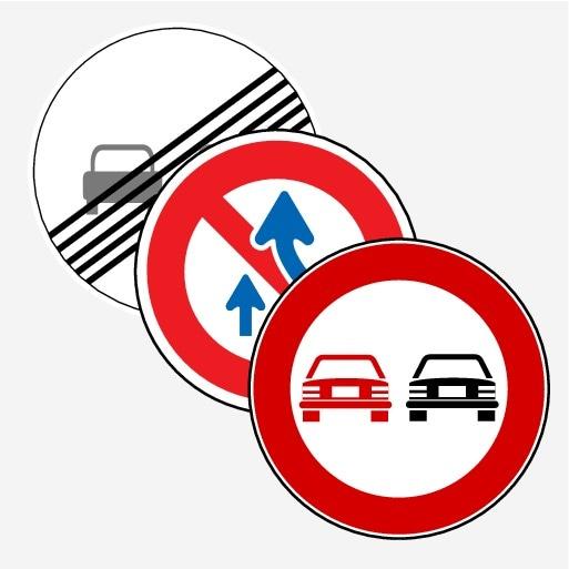 P5-1507-RSI Omkörningsförbud